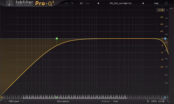 EQ Plugins - Pro-Q3