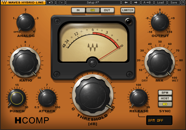 Best Compressor Default Settings